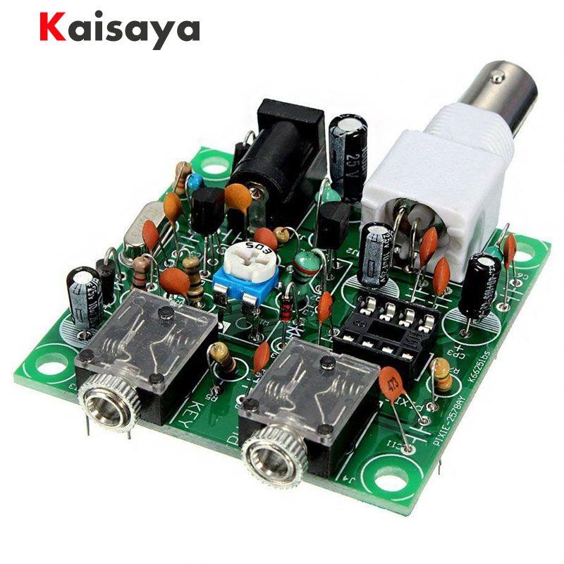 DIY KITS PIXIE HAM RADIO HF 40M CW QRP TRANSCEIVER 7.023-7.026MHz A6-009
