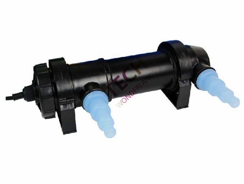 JEBO Aquarium Pond UV Sterilizer Lamp Light Water Cleaner Fish Tank Ultraviolet Filter Clarifier 5W 7W 9W 11W 13W 18W 24W 36W