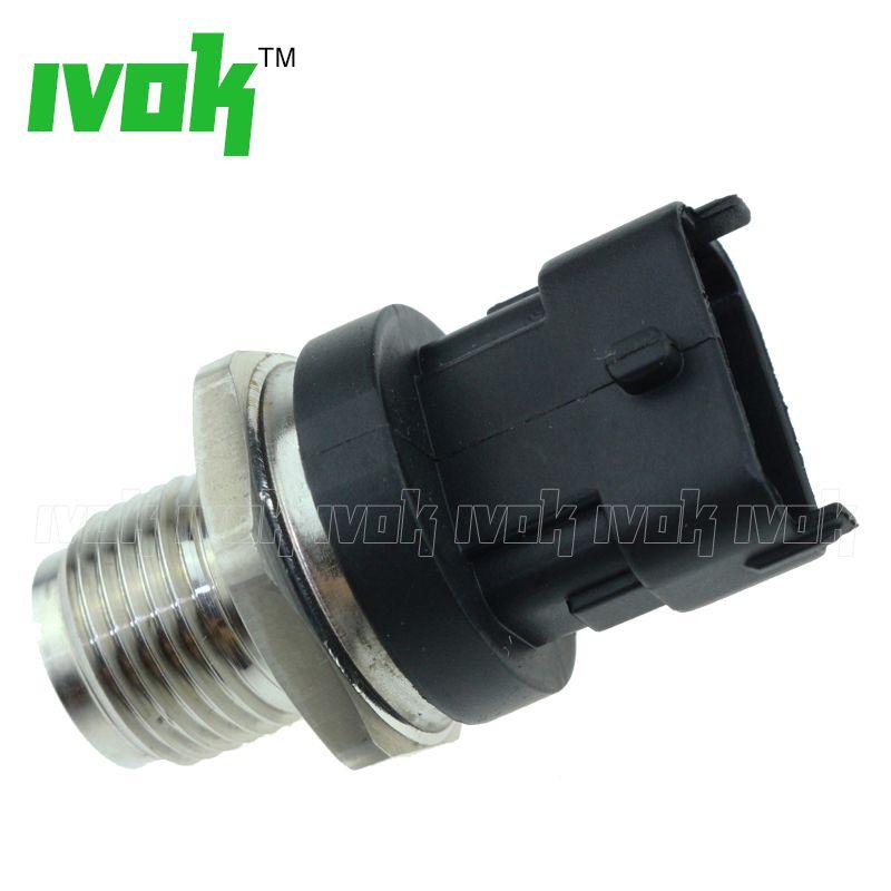 Brand New 1800 Bar Fuel Rail Pressure Sensor For Ford Ranger Everest Mazda BT-50 BT50 2.5 3.0 2008 0281006018 WE01-13-GC0