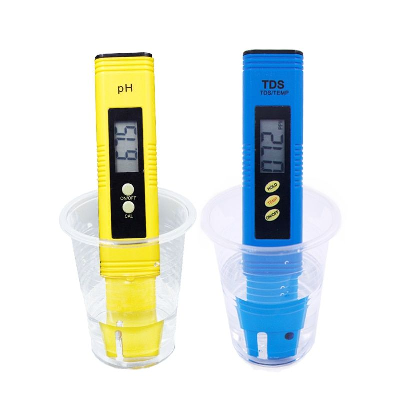 Digital PH Meter Automatic calibration 0.01 and TDS Tester Titanium probe water quality test <font><b>Monitor</b></font> Aquarium Pool 14% off