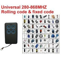 Auto scan frequency Universal remote control duplicator Multi frequency copy 280-868mhz