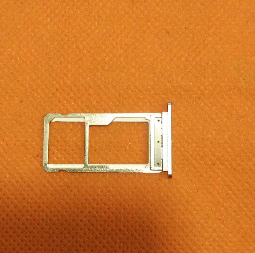 D'origine Sim Card Holder Plateau Fente Pour Carte pour UMI Z MTK Helio X27 Deca Core 5.5 FHD 1920x1080 Livraison Gratuite