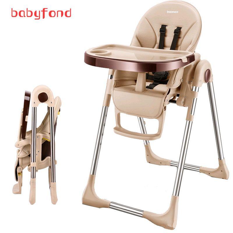 Baoneo Baby Highchairs Multi-funktionale Tragbare Klapptisch Stuhl authentische tragbare baby sitz baby abendessen tisch