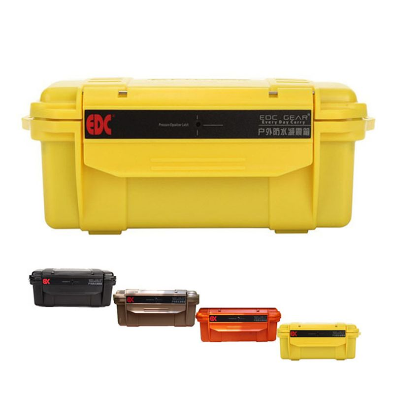 E1170/1 высокое качество Водонепроницаемый противоударный Box герметичный корпус оборудования Портативный сухой контейнер переноса хранения ...