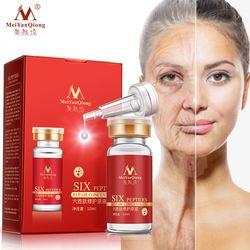 Argireline + aloe vera + collagène peptides rajeunissement anti-rides Sérum pour le visage produits de soins de la peau anti-vieillissement crème