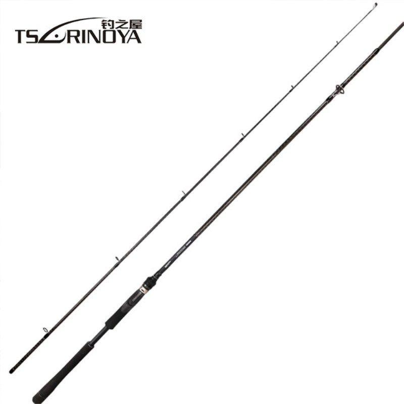 Tsurinoya TYRANTS 2.4m 2.7m 3.0m 3.3m Spinning Fishing Rod MH/M Power MF FUJI Guide Ring Cane Peche Sea Rod Fishing Pole Feeder