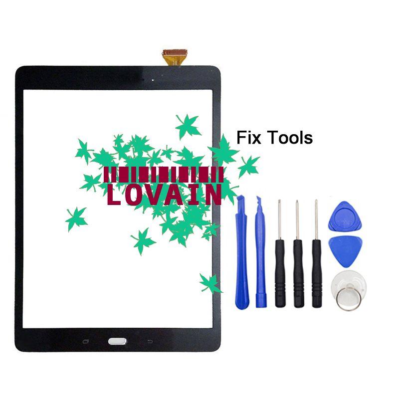 1PCS Original For Samsung Galaxy Tab A 9.7 S Pen P550 P555C P55K P555L P555M P555S P555Y Digitizer Touch Screen Panel+Tools