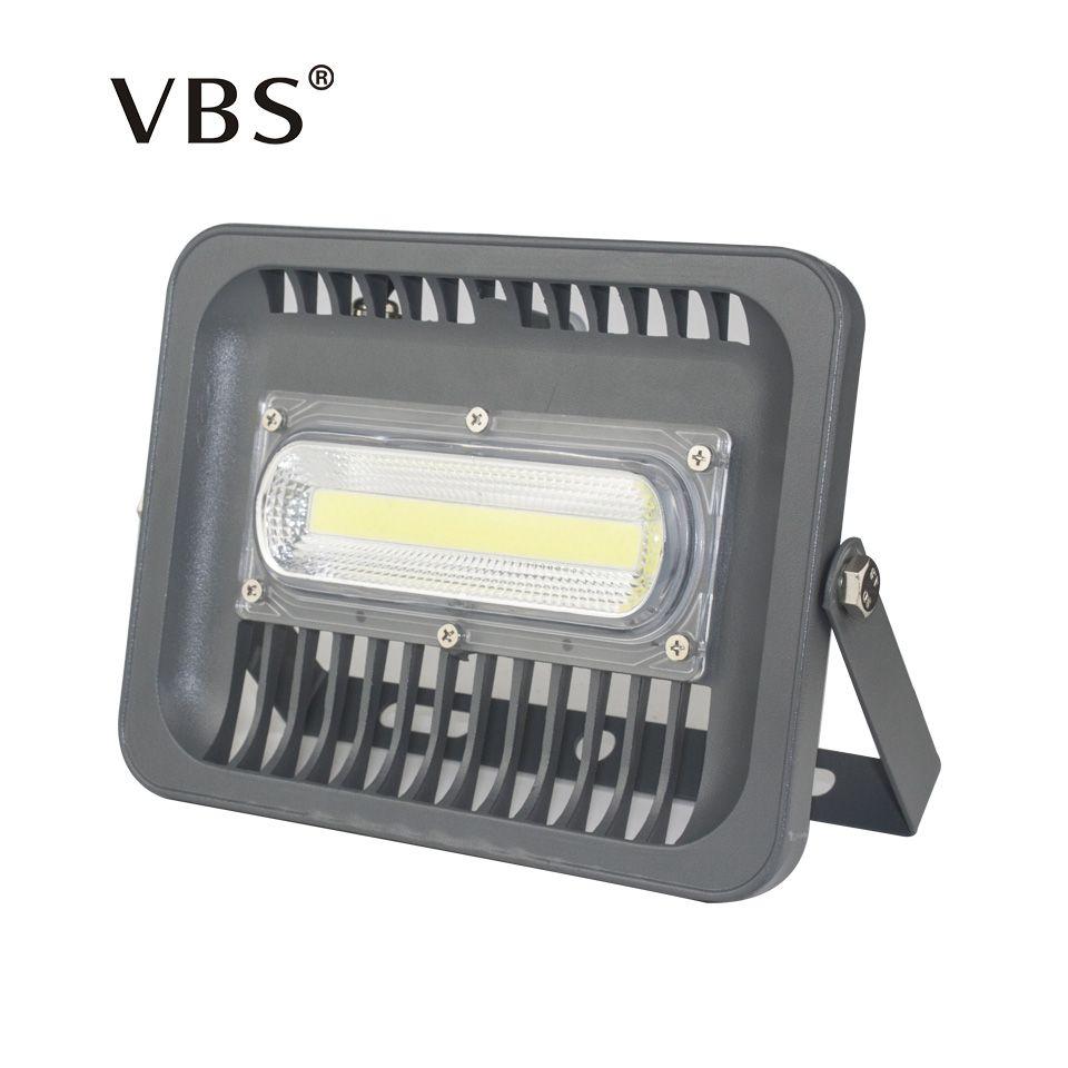 Étanche IP66 LED lumière d'inondation 30W 50W 100W 150W projecteur 110V 220V extérieur sécurité paysage projecteur lampe de projecteur mural
