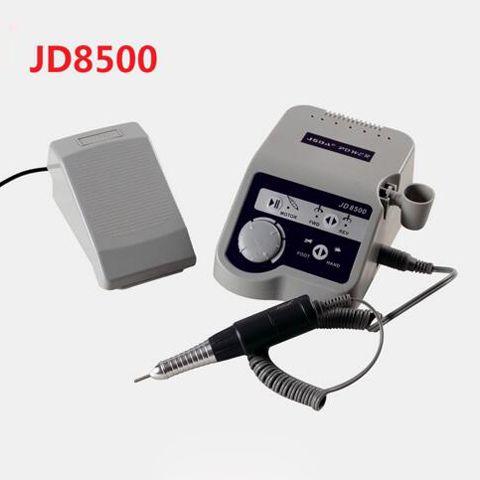 Nails Art Equipment Professionals 65W 35000 RPM Electric Nail Drill Manicure Tool Pedicure Polisher Machine