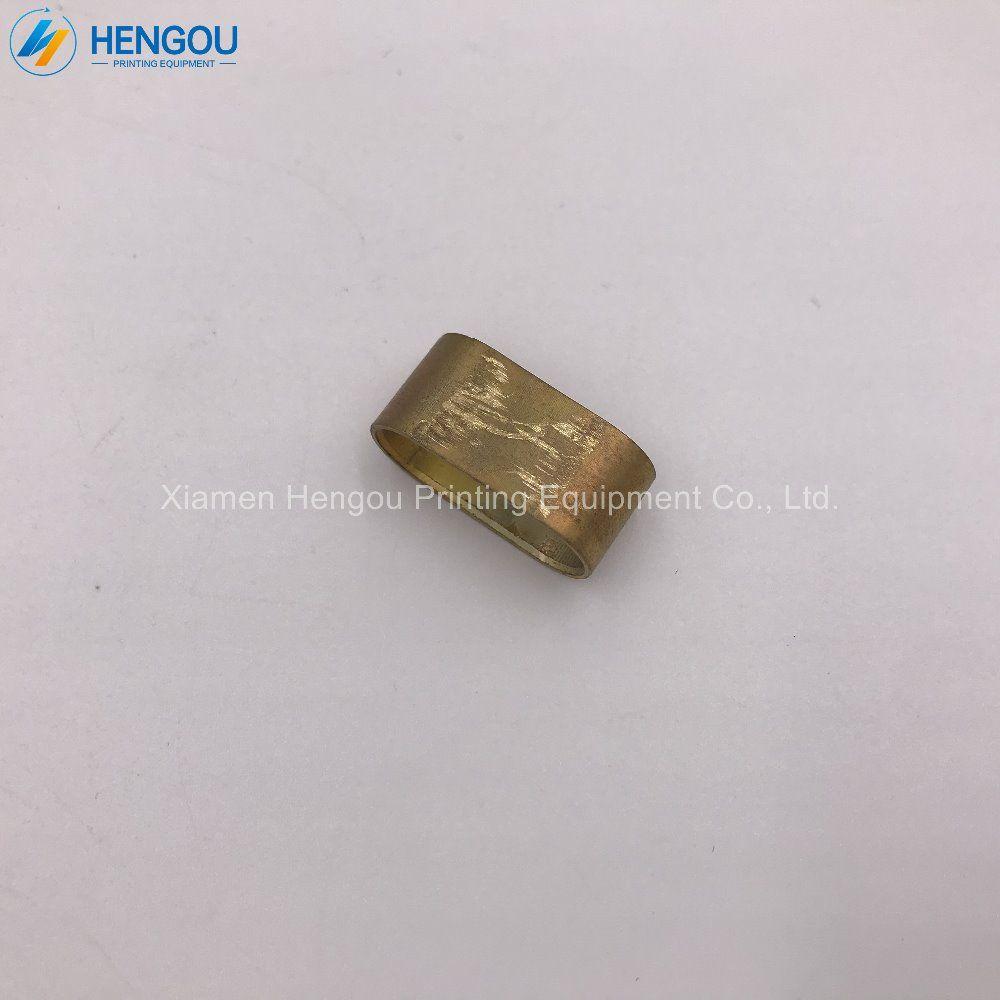 1 Piece Copper clamp head for Heidelberg SM102 SM74 SM52 printer clamp plate, 00.580.4473, 00.580.4129, 00.580.4128