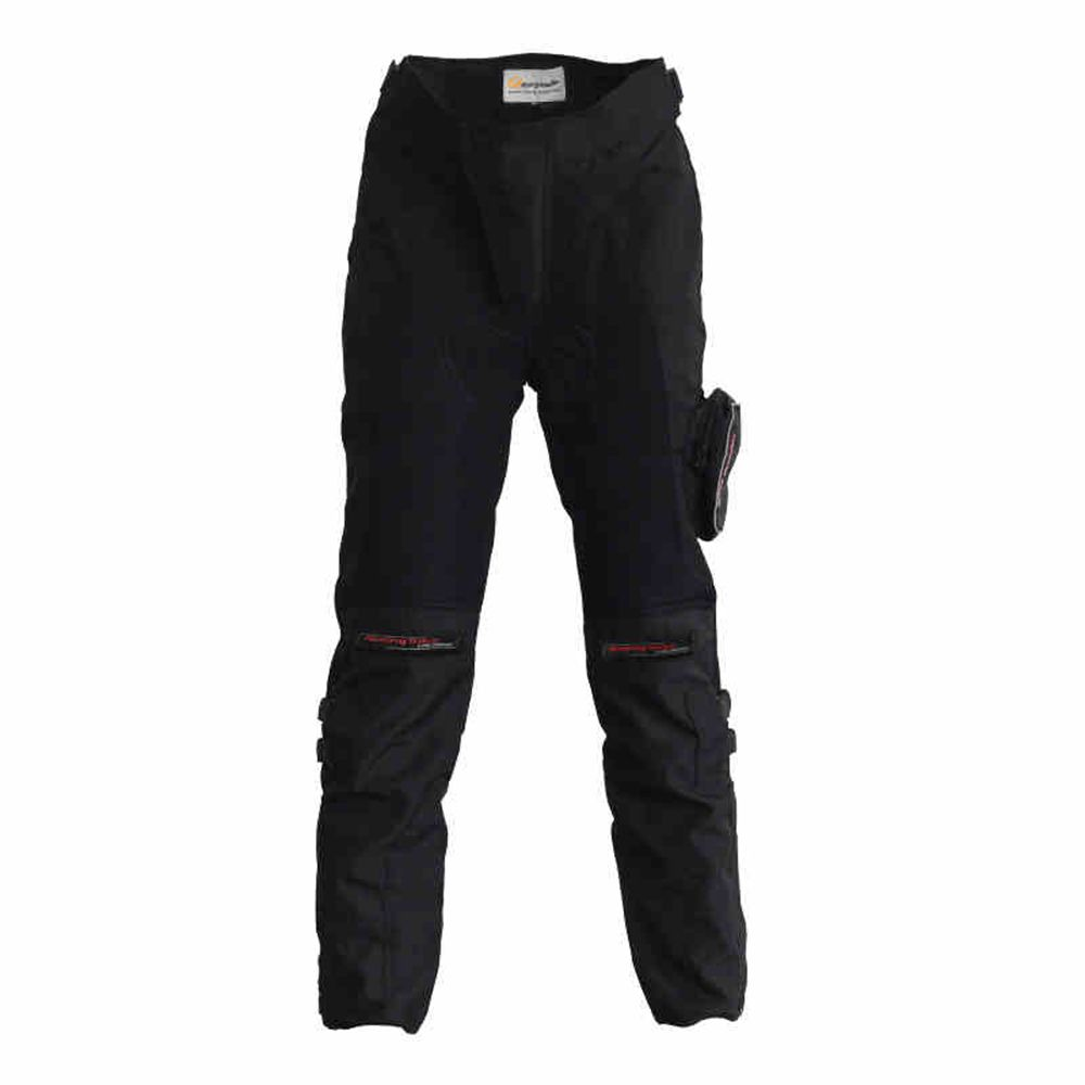 Riding Tribe protection racing pants men motorcycle off-road breathable grid wear-resistant protective riding locomotive pants
