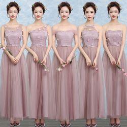 Sweet Memory 2018 Summer bridesmaid dresses long style bridesmaid dress prom dresses for bridesmaids SW0014