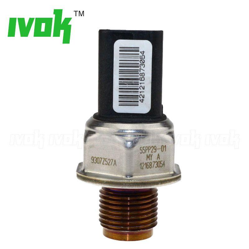 Free Shipping Original Fuel Rail Pressure Sensor For Ssangyong Korando 2.0 Xdi 9307Z527A 55PP29-01 1011520367 1305773398