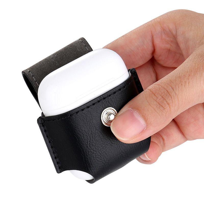 Для Apple airpods 5 цветов Чехол протектор сумка для Apple Air стручки Беспроводной Bluetooth наушники чехол