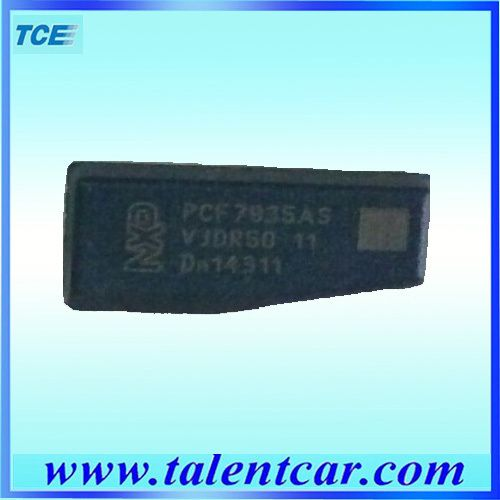 Wholesale Low Price High quality PCF7935AS 100pcs Free Shipping to Many Countries  PCF7935AS Transponder Chip