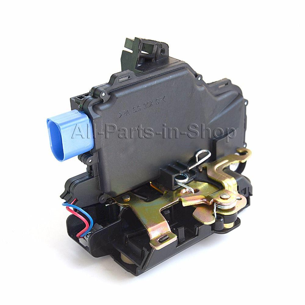 New Front Left Passenger Door Lock Actuator Mechanism For VW Transporter T5 T6 Seat Ibiza 3B1837015AM 3B1837015AQ 3B1837015AM