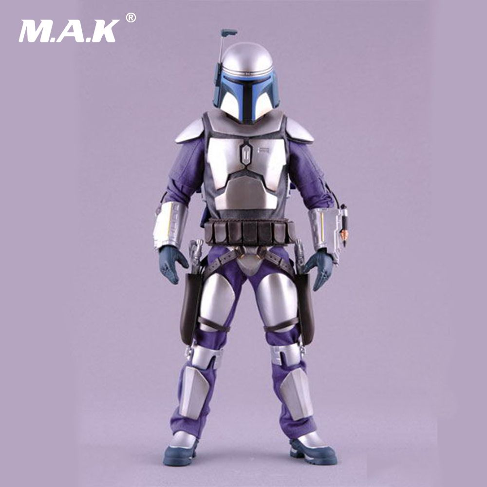 Collectible 1/6 Scale MEDICOM Sideshow 901088 Star Wars Jango Fett Action Figure Doll Toys Gift