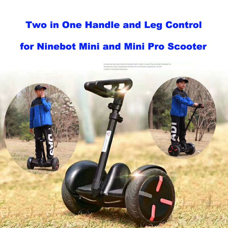 Xiaomi Scooter Handle 2 in 1 Leg Control Rod Adjustable Handlebar Mini Pro Scooter Hand Control Xiaomi Mini DIY Handlebar Handle