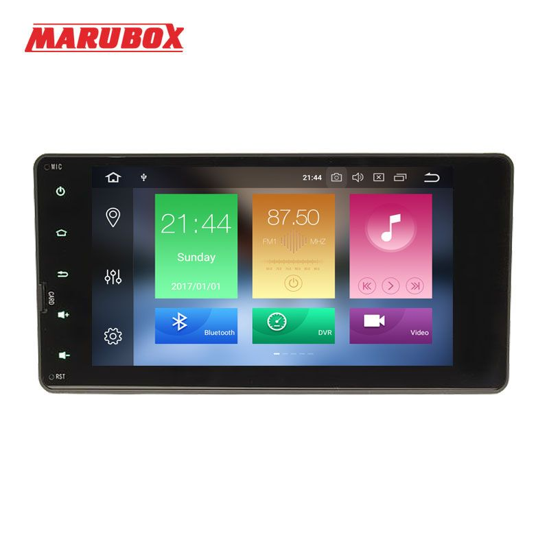 MARUBOX Head Unit 2Din Android 8.0 4GB RAM For Mitsubishi Outlander 7