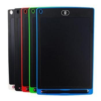8.5 дюймов Портативный Smart ЖК-дисплей записи Планшеты электронный блокнот рисунок Графика Планшеты доска с Стилусы ручка с CR2016 Батарея