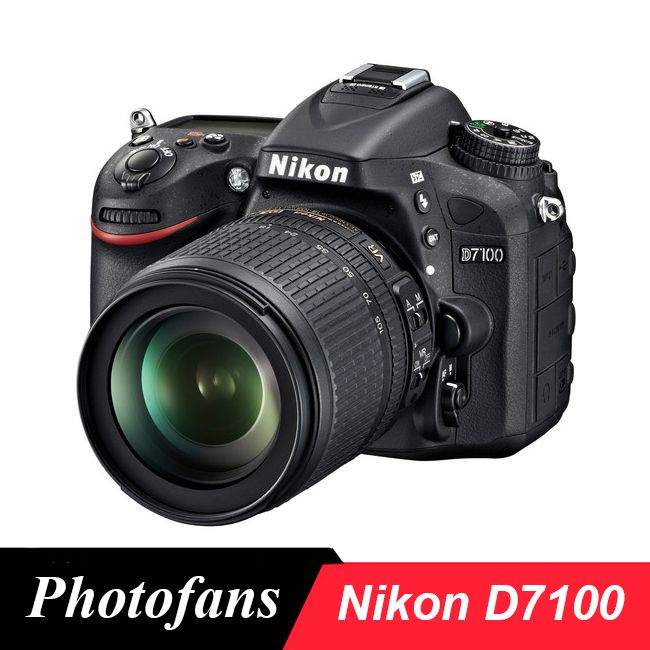 Nikon D7100 Kamera DSLR Digital Kameras-24,1 MP DX-Format-Video (Marke Neue)