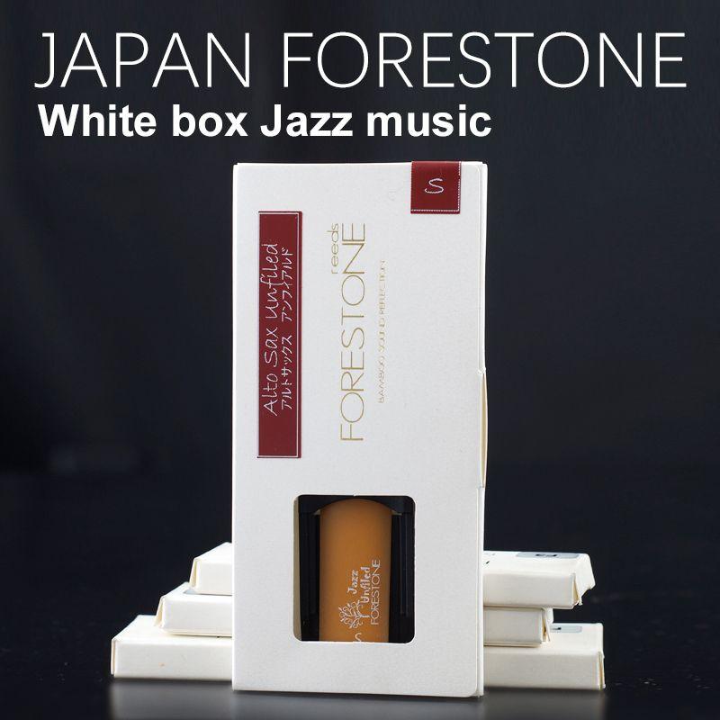 Japan Forestone resin reed\soprano\alto\tenor\Clarinet\White box\Jazz music