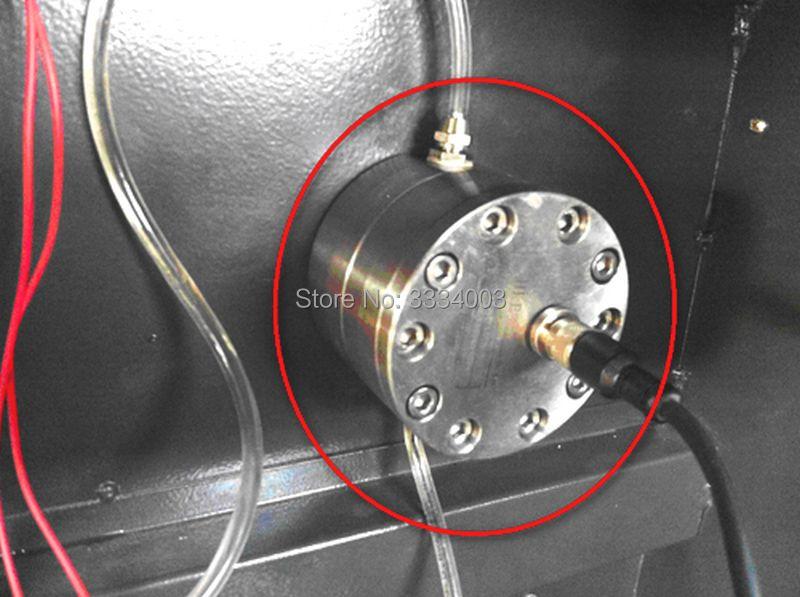 Common-rail-injektor durchflussmesser sensor für common-rail-prüfstand, test common rail diesel ölrückführung