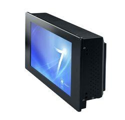 10.4 Inci PJ-D525 Seri Industri Panel PC dengan Layar Sentuh (5COM 1 Diperpanjang PCI) 24V DC Power Supply