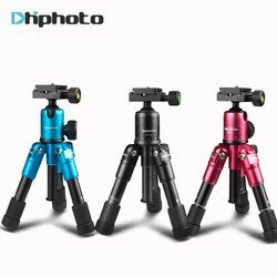 Ulanzi M225+CK30 Aluminum Desktop Camera Travel Tripod with Ballhead for iPhone Sony Canon Nikon Pentax DSLR DV