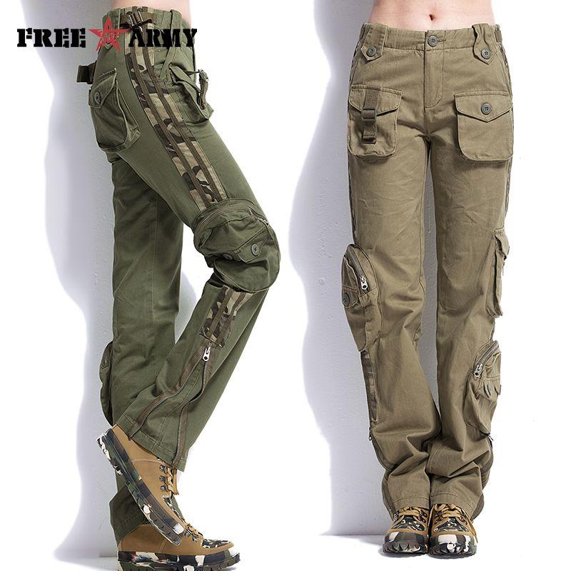 Marque Plus La Taille Unisexe Pantalon Cargo Casual Pantalon Jogger Hommes Militaire Armée Vert Pantalon Camouflage Pantalon Tactique Pantalon Kaki