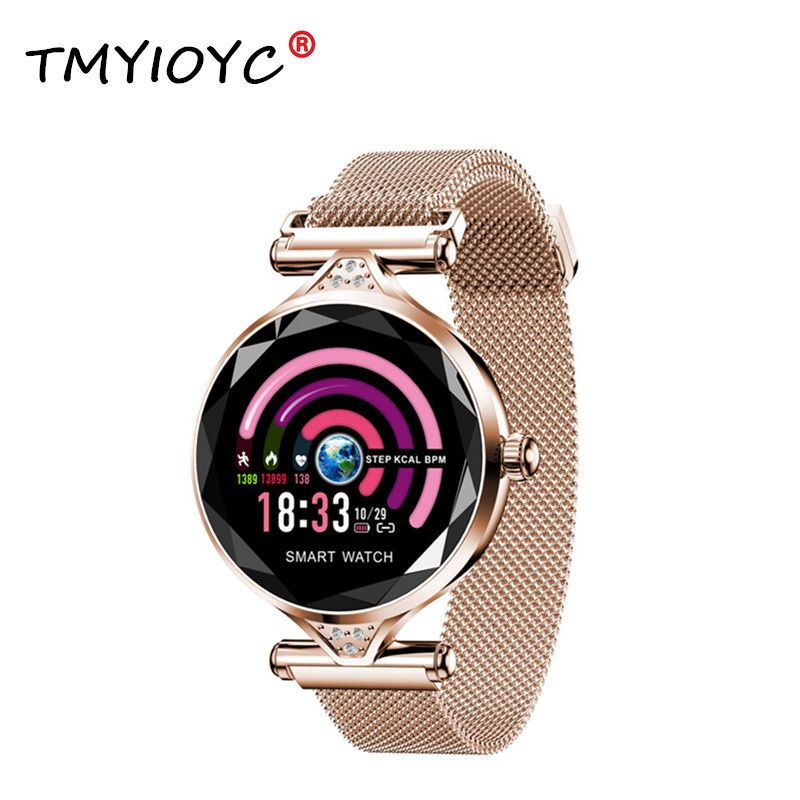 H1 Smart Watch Women smart bracelet pedometer Heart Rate Blood Pressure Watch Fitness Bracelet bayan kol saati for Apple xiaomi