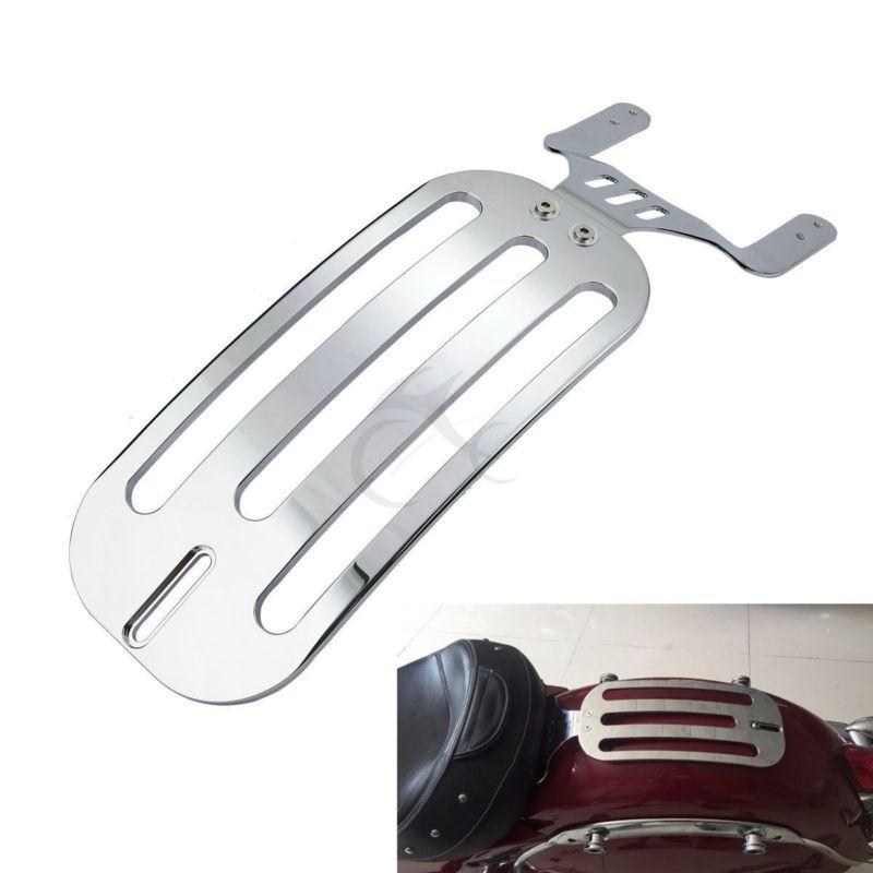 Chrom Solo Fender Gepäck Rack Für Indische Häuptling Chef 14-18 Roadmaster Springfield 16-18 Motorrad