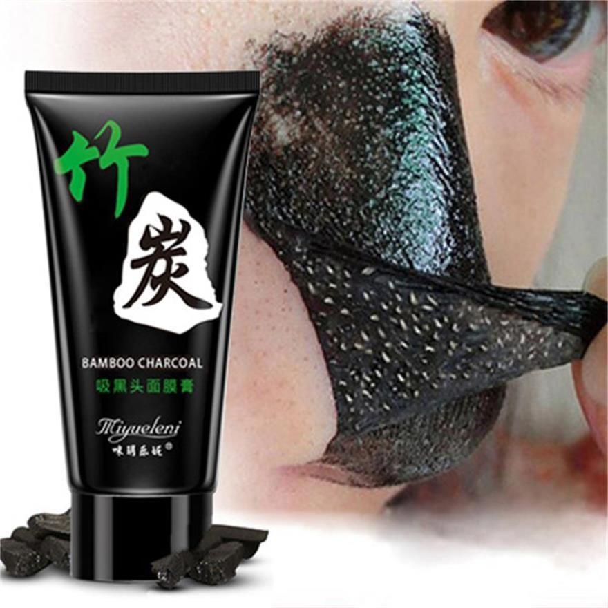 KNIYEA Suction Black Mask Good Blackhead Removal Mask Effective Full Face Blackhead Treatments Clear Blackhead From Nose Cheek