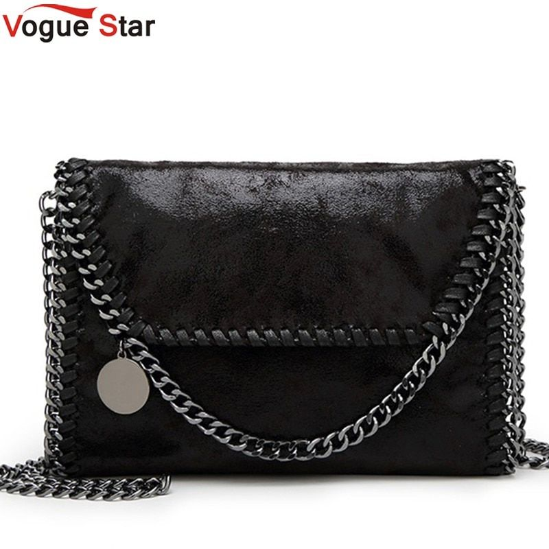 Fashion Womens design Chain Detail Cross Body Bag Ladies Shoulder bag clutch bag bolsa franja luxury evening bag LB148