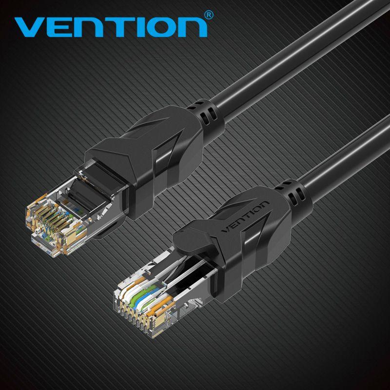 Tions Ethernet Kabel CAT6 Lan-kabel CAT 6 RJ45 1000 Mbps Netzwerk Ethernet Patchkabel für Computer Router Kabel Ethernet