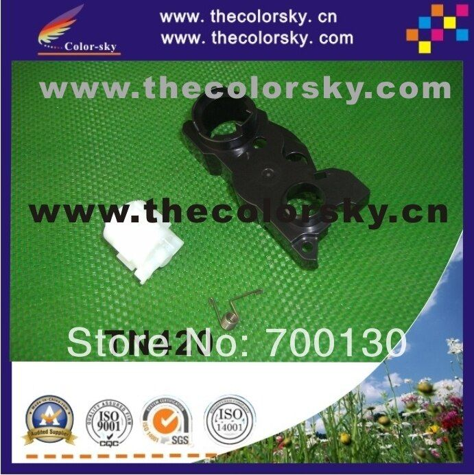 (ACC-TN420 KIT) flag reset lever gear and cover plate end cap for TN2220 TN2010 TN2060 TN2210 TN2225 TN2215 TN420