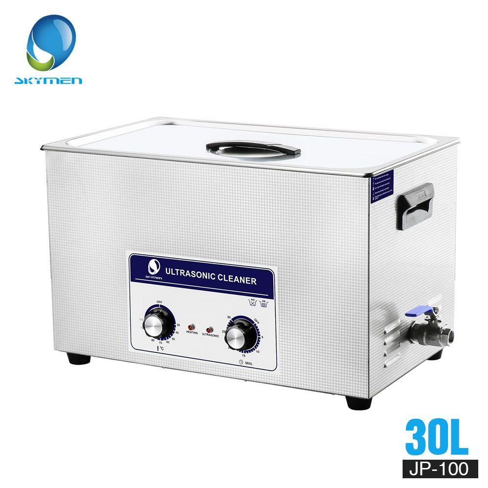 SKYMEN Ultraschall Reiniger 30l Industrie Ultraschall Reiniger 30L 600 W für reinigung Auto teile