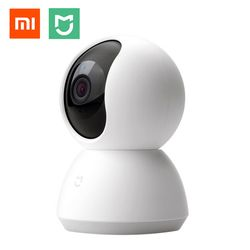 Original Xiaomi Mijia Smart Camera PTZ Version 720P Night Vision Webcam 360 Angle Camcorder WiFi Wireless Mute Motor Magic Zoom