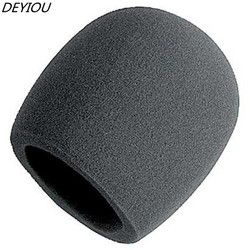 DEYIOU Factory Price On Stage Foam Ball-Type Mic Anti Saliva Windscreen For Microphones New H0TB