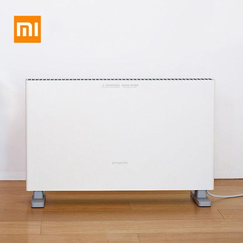 Smartmi Xiaomi Elektrische Heizungen für die home Schnelle Konvektoren kamin Handliche fan Heizung wand wärmer Kühler Stille energiespar
