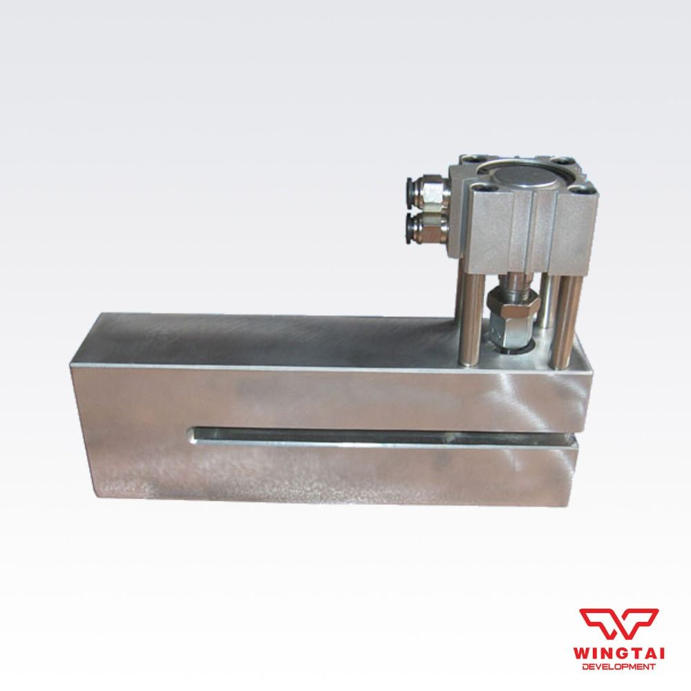 Aluminium Plastic film Hole Puncher Pneumatic Punch Machine Circular Hole Size Diameter 6mm Pneumatic Hole Puncher For Plastic