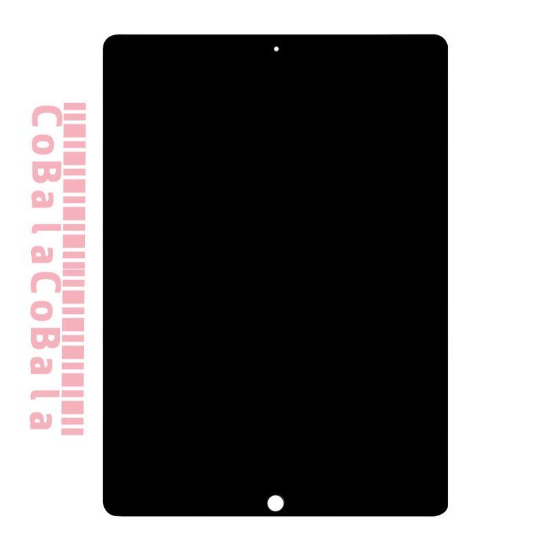 1 stücke Schwarz/Weiß Für iPad Pro 12,9 (2017 Version) a1670 A1671 LCD Display Touch Screen Digitizer-bereich Montage Ersatz