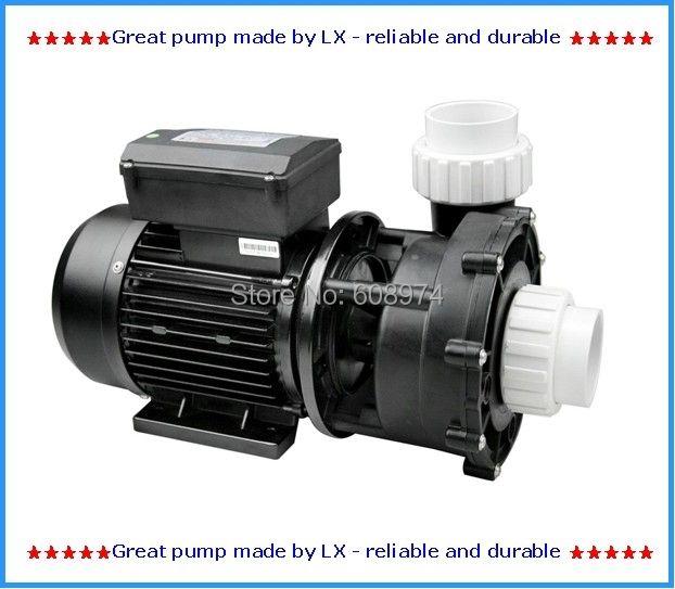 LP300 LP 300 LX pumpe 3 HP 2,2 KW spa whirlpool singlespeed 2 mit armaturen