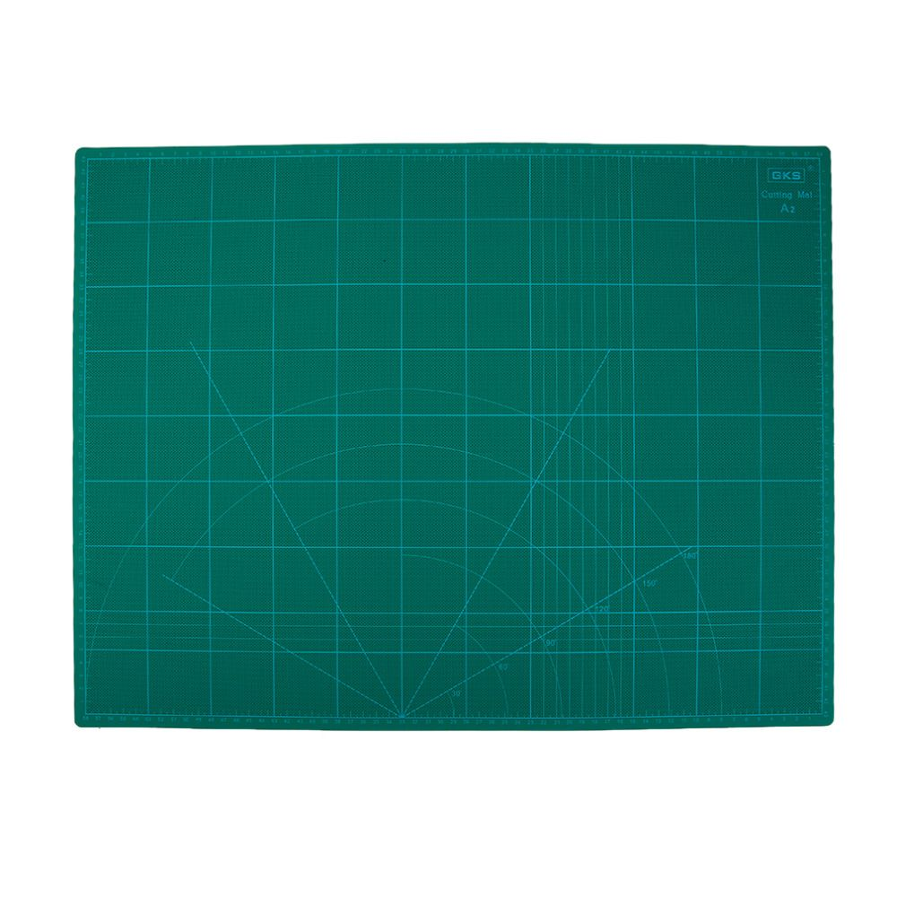 2017 Big Size Engraving Backing Plate For GKS Cutting Board A2 450*600MM Sewing Cutting Handmade Mats Engraving Modeling Aids