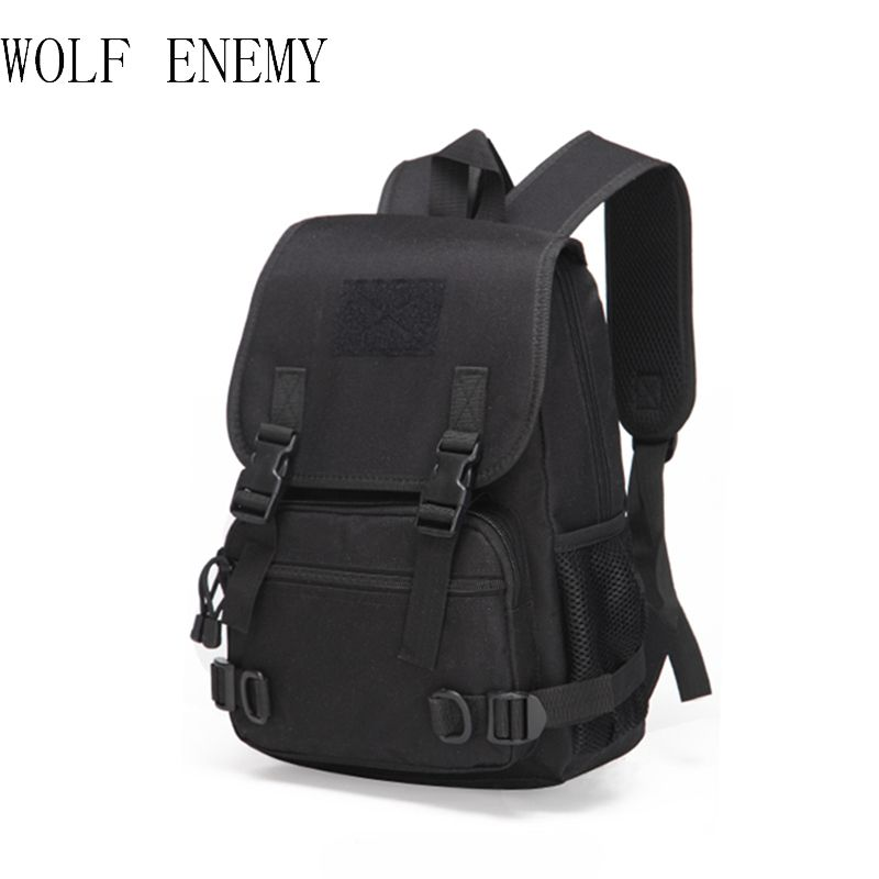 30L High Quality Nylon Bag Military Tactics Backpack Traveling Rucksack Bags Multi-function Waterproof Pack Molle Schoolbag