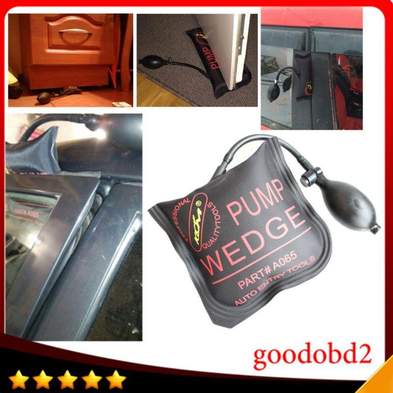 Car repair tools KLOM PUMP WEDGE LOCKSMITH TOOL Auto Air Wedge Airbag Lock Pick Set Open Car Door Lock M Size 5.9inch*5.9 inch