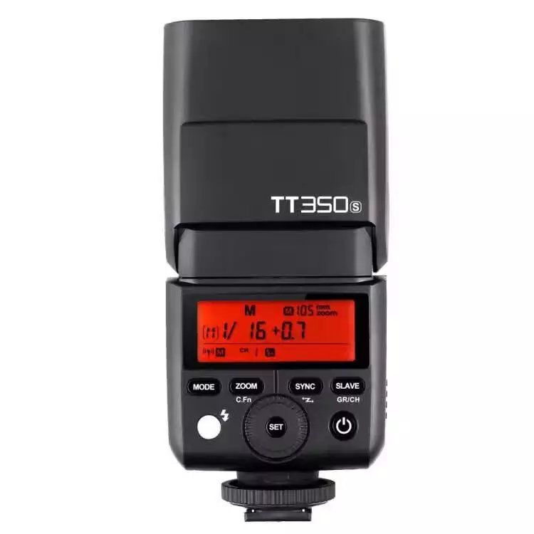 TT350S 2.4G TTL 1/8000s 2.4G Camera flash for Sony Mirrorless DSLR Camera a77/II a7R A7 A7s a9 A6000 A6300 A6500 A99/II A58