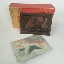 2 pcs/boîte Artificielle Hymen Avec Faux Sang Vierge Femme Hygiène Produit Privé Vagin Soins de Santé Pour un Femmes