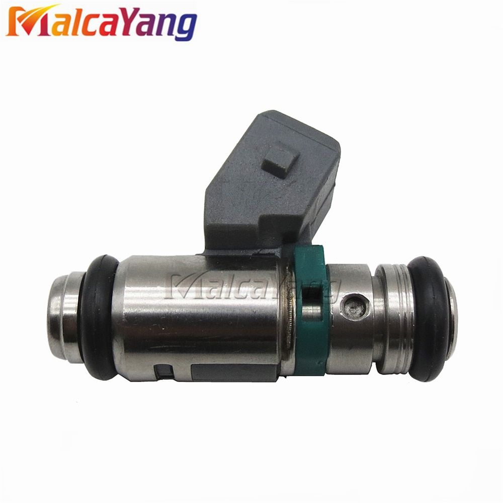 4PCS High performance Flow Matched Fuel Injectors nozzle for Renault Clio 2 Laguna Megane Scenic Thalia 1.4 1.6 IWP 143 IWP143