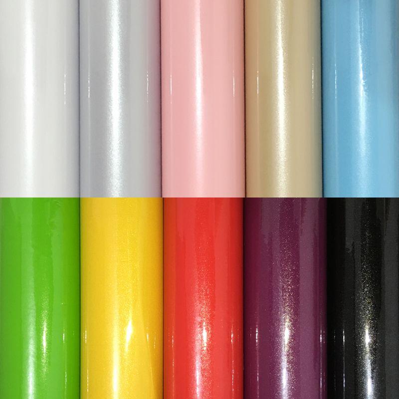 Papier peint auto-adhésif démontable imperméable de PVC pour le papier de Contact décoratif de vinyle de décor à la maison pour le revêtement d'étagère d'armoires de cuisine